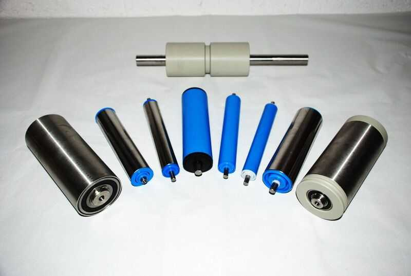 Pintle Rubber Rollers